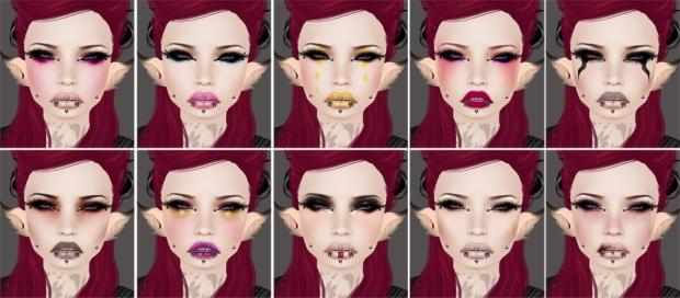 chubs makeup
