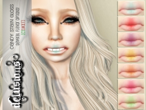 DELUSIONS candygloss